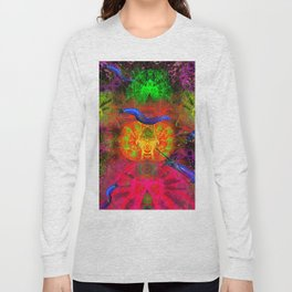 Cthulhu and His Minion s Long Sleeve T-shirt