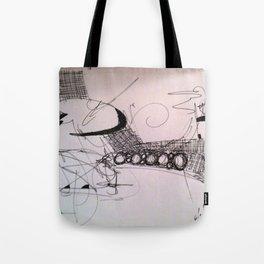 6/8/12 Tote Bag