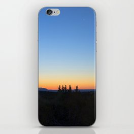 """Sunrise Moon"" iPhone Skin"