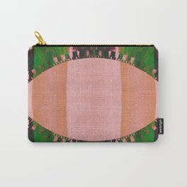Eye - Mid-Century Modern Geometric Shapes Carry-All Pouch