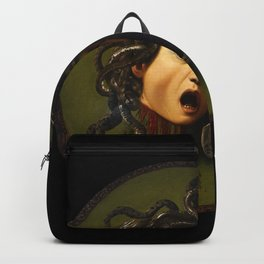 Merisi da Caravaggio - Medusa Backpack