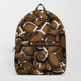 Football Season Backpack