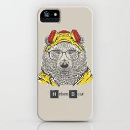 Heisenbear iPhone Case