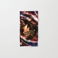 Space Skull II Hand & Bath Towel