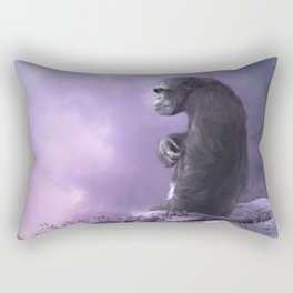 Night Watch Rectangular Pillow