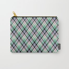 18 Plaid Carry-All Pouch