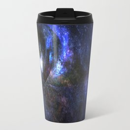 Galaxy abstract Travel Mug
