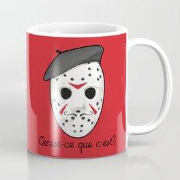 Psycho Killer Coffee Mug