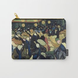 Vincent van Gogh - The Dance Hall in Arles, 1888 Carry-All Pouch