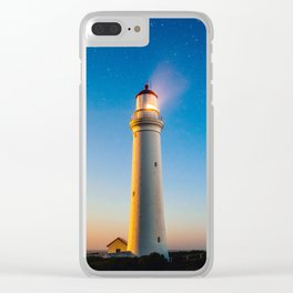 Tykx Rise Clear iPhone Case