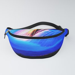 Water Fall In Color Fanny Pack