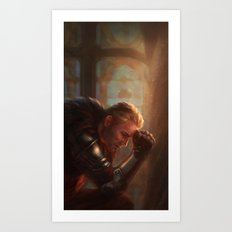 Cullen - Endure Art Print