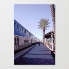 A Traveler's Perspective Canvas Print