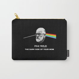 Pink freud the dark side of your mom Carry-All Pouch