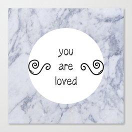 love 1 Canvas Print