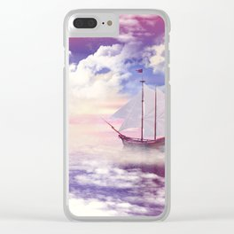 Sehnsucht Clear iPhone Case