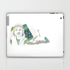 Child in Peru Laptop & iPad Skin