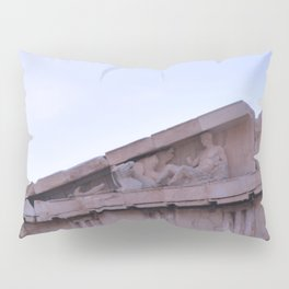 Parthenon Pediment Pillow Sham