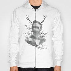 We are all flesh and bone Hoody