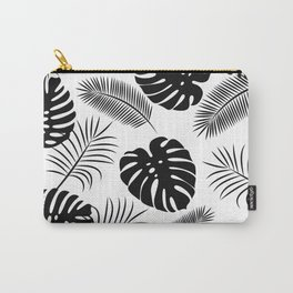 TROPICAL LEAVES 7 Carry-All Pouch