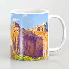 Fruita Barn - Capitol Reef National Park, Utah Coffee Mug