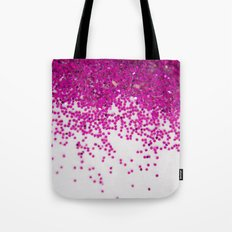 Fun I (NOT REAL GLITTER) Tote Bag