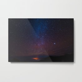 HAWAIIAN STARLIGHT Metal Print