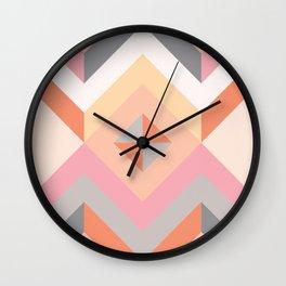 Tile 2 Wall Clock