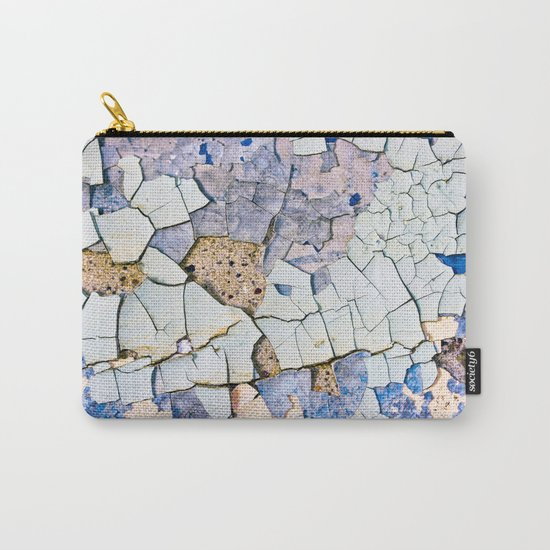 Textured peeling paint  Carry-All Pouch