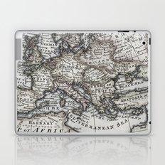 Old World Map Laptop & iPad Skin