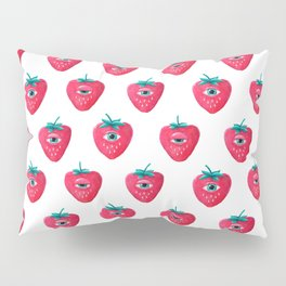Cry Berry Pattern Pillow Sham