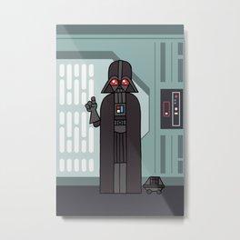 EP4 : Darth Vader Metal Print