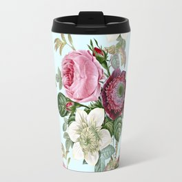Floral enchant Travel Mug