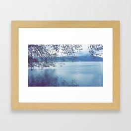 Villette Cham Framed Art Print