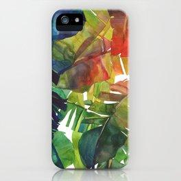 The Jungle vol 5 iPhone Case