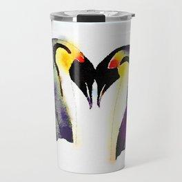 Penguin Love Travel Mug
