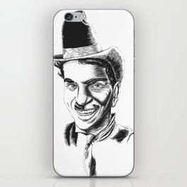 The Comedians iPhone Skin