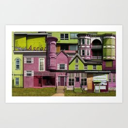 cochineal Art Print