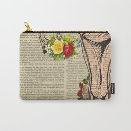 Uterus anatomical prints Carry-All Pouch