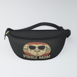 Pibble Mom Pitbull Mama Mothers Day Best Mom Ever Fanny Pack