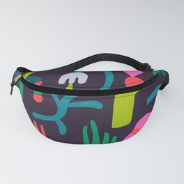 I Dream in Plants Fanny Pack