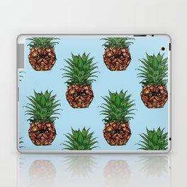 Pineapple Persian Cat Laptop & iPad Skin