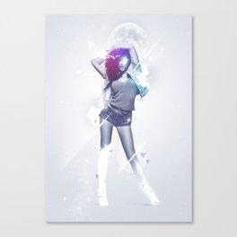 Quantum Canvas Print