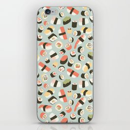 Yummy Sushi! iPhone Skin