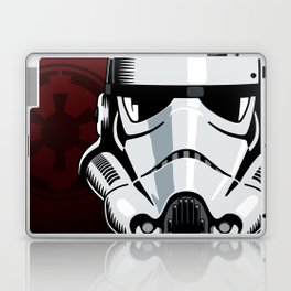 Empire Stormtrooper Laptop & iPad Skin