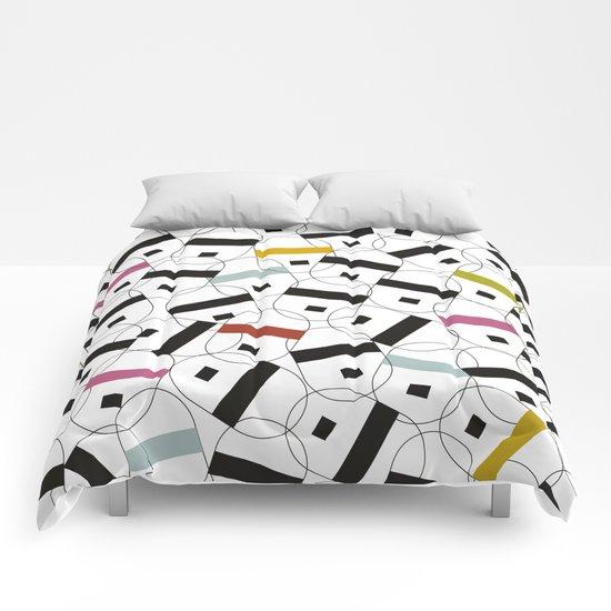 Future faces Comforters