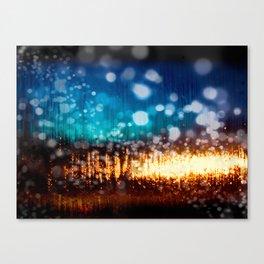 The Magic of 03:00 Canvas Print