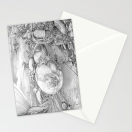 DECEPTION SURPLUS Stationery Cards