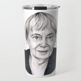Ursula Le Guin Travel Mug