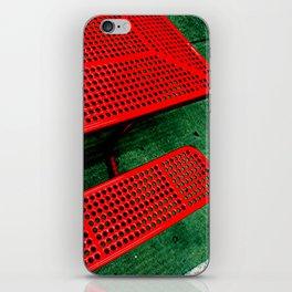 Table Turf iPhone Skin